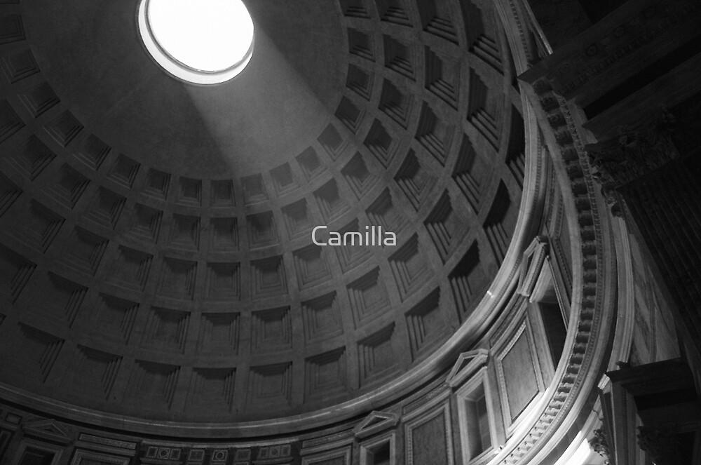 Pantheon by Camilla