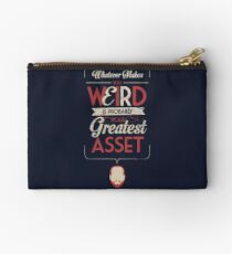 Whatever Makes You Weird Studio Pouch