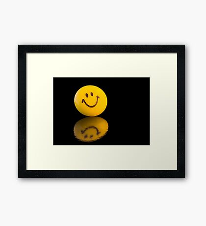Simple Joy Framed Print