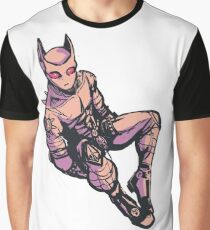 JoJo's Bizarre Adventure - Killer Queen Graphic T-Shirt