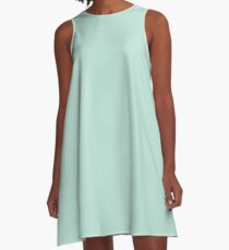 Honeydew A-Line Dress