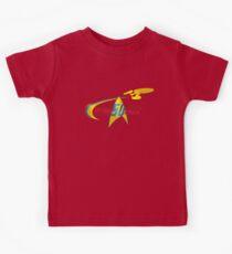 Star Trek - Happy 50th Kids Tee