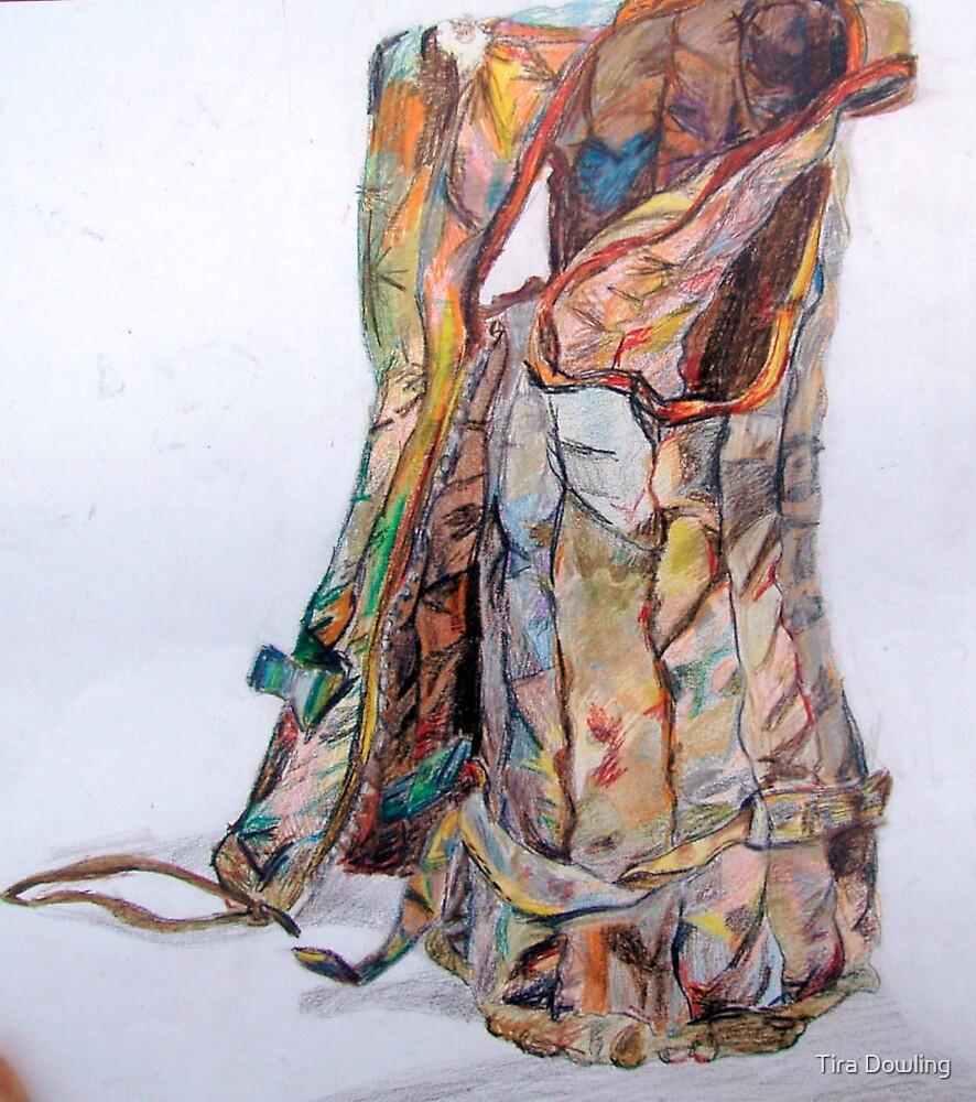 jacket by Tira Dowling