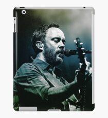 dave matthews iPad Case/Skin