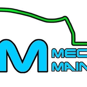 DRM Mechanical and Maintenance - Supra Logo by khanzie