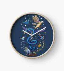 Fantastic suitcase Clock