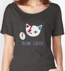 Meowie Easter egg 2 Women's Relaxed Fit T-Shirt