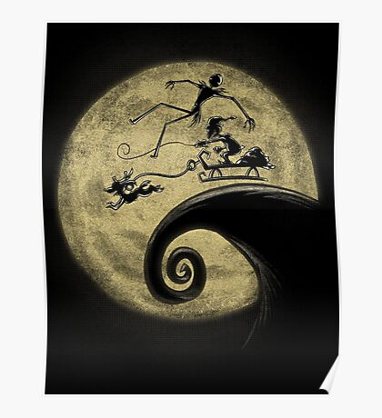 The Nightmare Before Grinchmas Poster