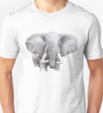 WISE ELEPHANT Unisex T-Shirt