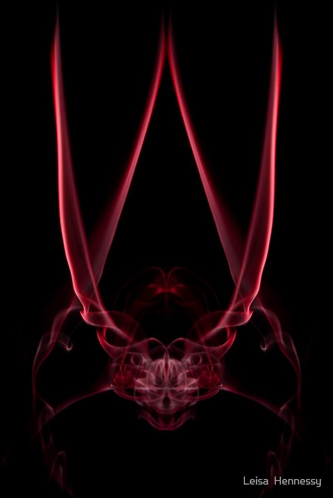 Hear Me scream... by Leisa  Hennessy