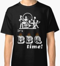 Barbecue Party Time Classic T-Shirt