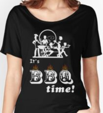 Barbecue Party Time Women's Relaxed Fit T-Shirt