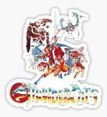 Thundercats 2 Sticker
