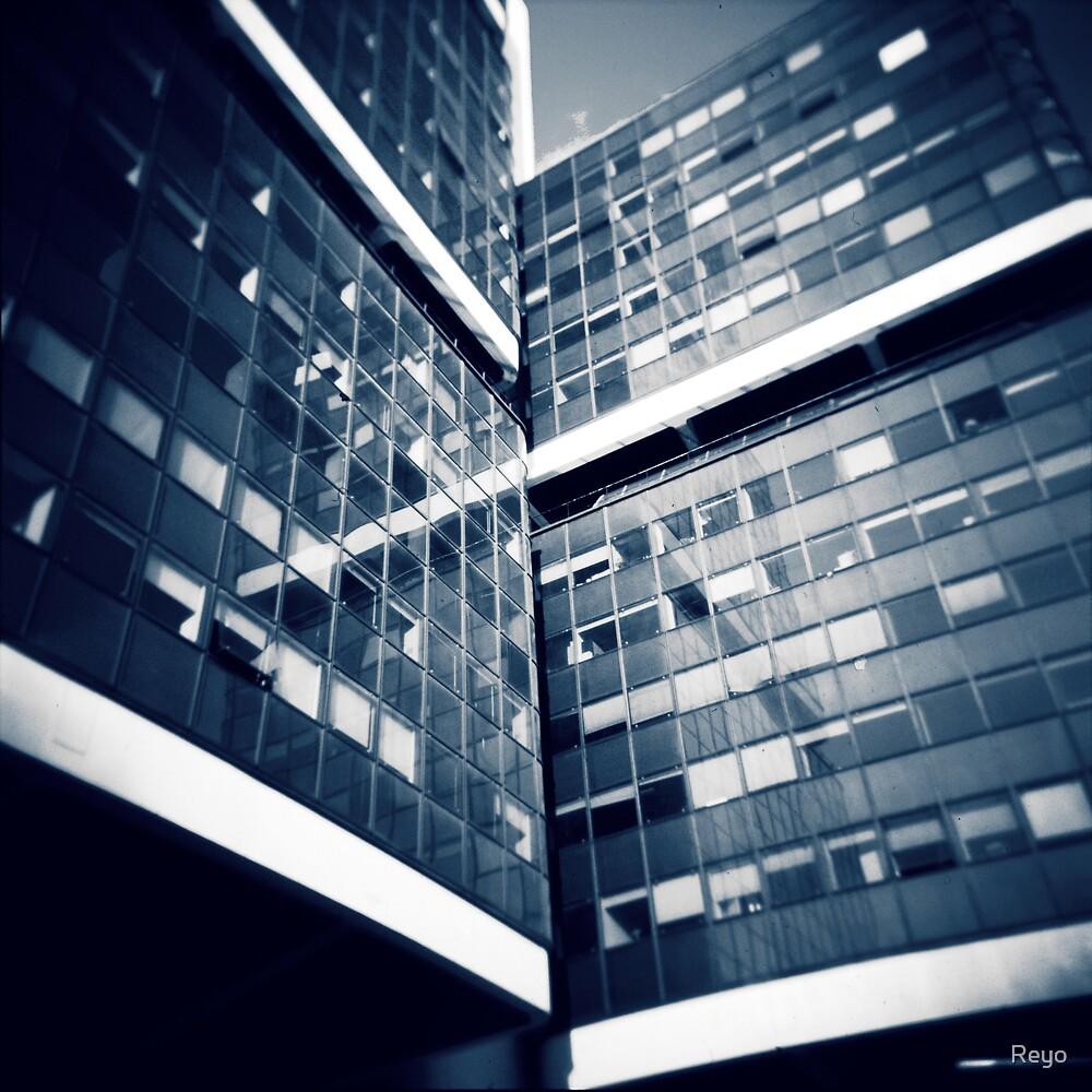 Building 13 by Reyo