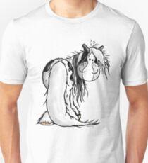 Cute Irish Tinker Cartoon Unisex T-Shirt