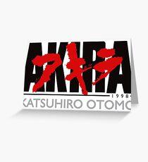 Akira Otaku Greeting Card