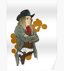 cowgirl sara 2 Poster