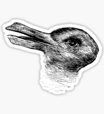 DUCK OR RABBIT SEASON? Sticker