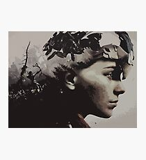 Horizon Zero Dawn Poster Photographic Print