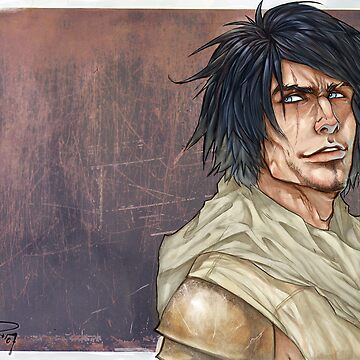 Prince of Persia by Milly