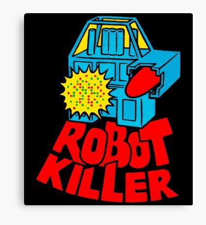 Killer Robot Canvas Print