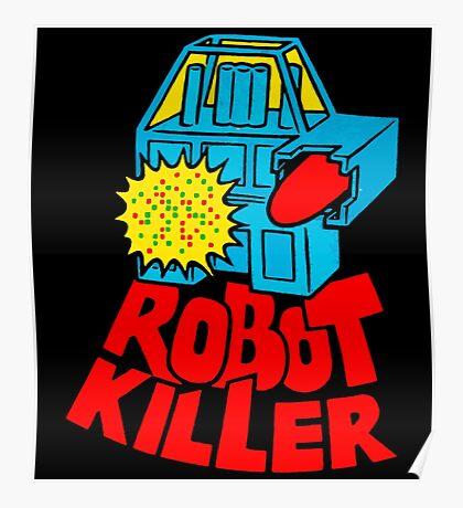 Killer Robot Poster