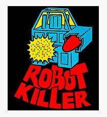 Killer Robot Photographic Print