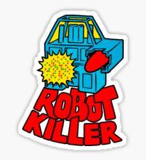 Killer Robot Sticker
