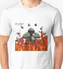 Rage Against the Grenade (Limited Colourised Edition) Unisex T-Shirt