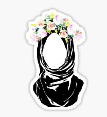 Hijab Sticker