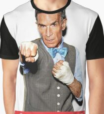 BILL NYE Graphic T-Shirt