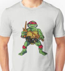 Raphael Action Figure Unisex T-Shirt