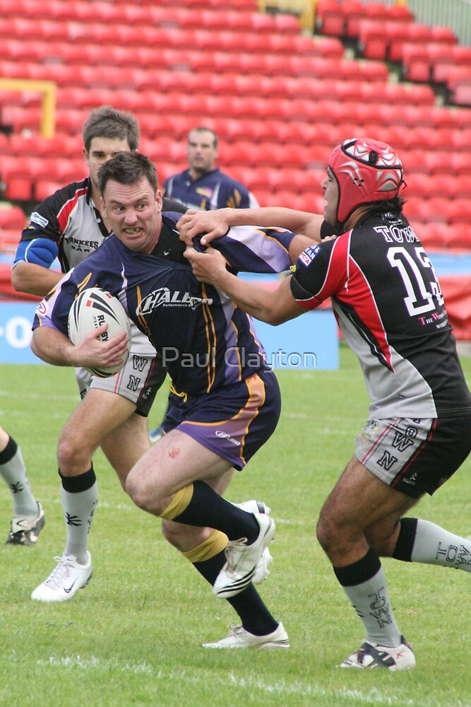 Gateshead Thunder 2007 - Nick Hyde by Paul Clayton