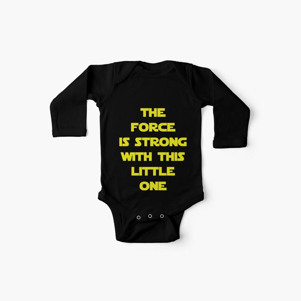 Die Kraft Baby Bodys