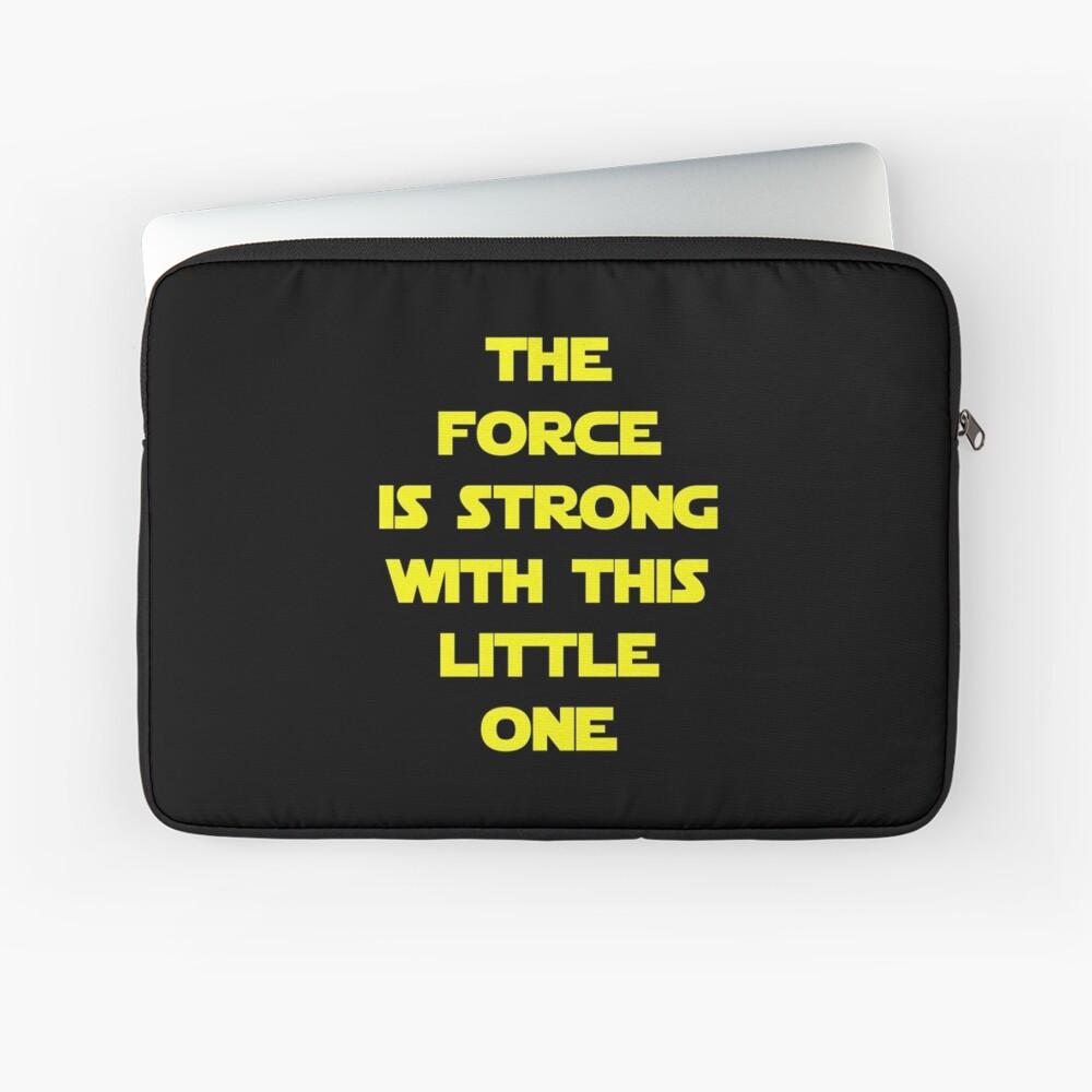 Die Kraft Laptoptasche