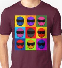 Warhol Race Helmet T-Shirt