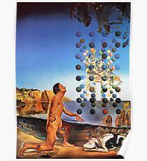 Salvadore Dali Surrealism Famous Painters Posters Poster