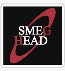 Smeg Head Sticker