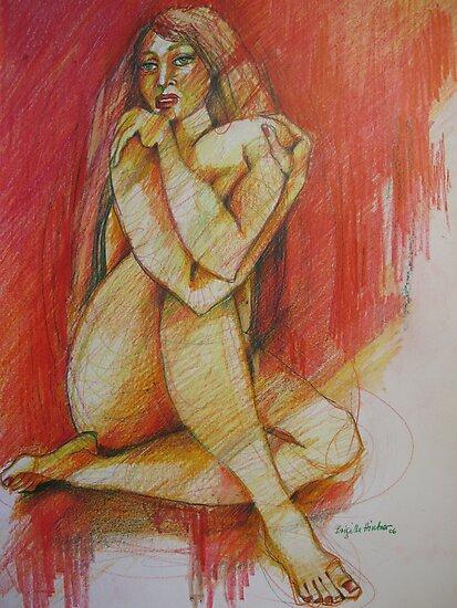 BODY LANGUAGE by GittiArt