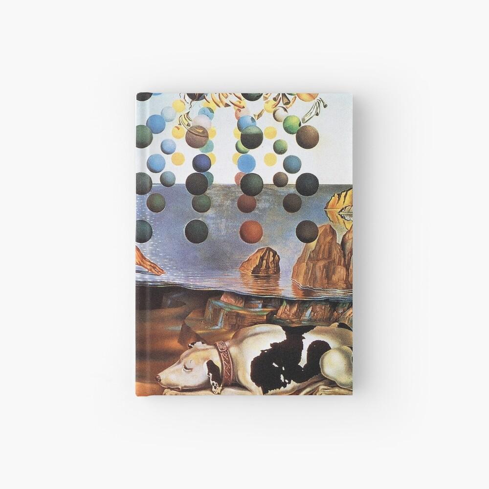 Salvador Dali Surrealismus Berühmte Maler Poster Notizbuch