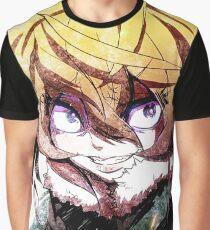 evil glare Graphic T-Shirt
