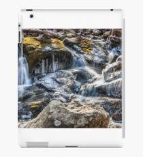 winter water iPad Case/Skin