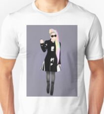I Was Born This Way. Unisex T-Shirt