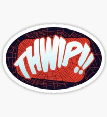 THWIP!! Sticker