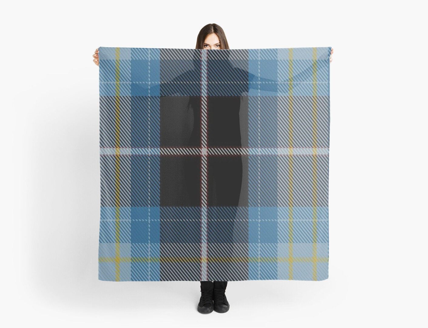 02137 Wrens (WRNS) Military Tartan  by Detnecs2013