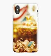 Eastern jewelry market with rings iPhone Case/Skin