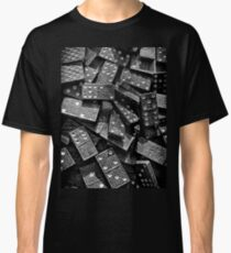 Dominoes  Classic T-Shirt