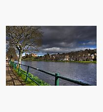 River Ness, Inverness, Scotland. Photographic Print
