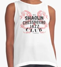 Shaolin ChessBoxing and Jazz Club Contrast Tank