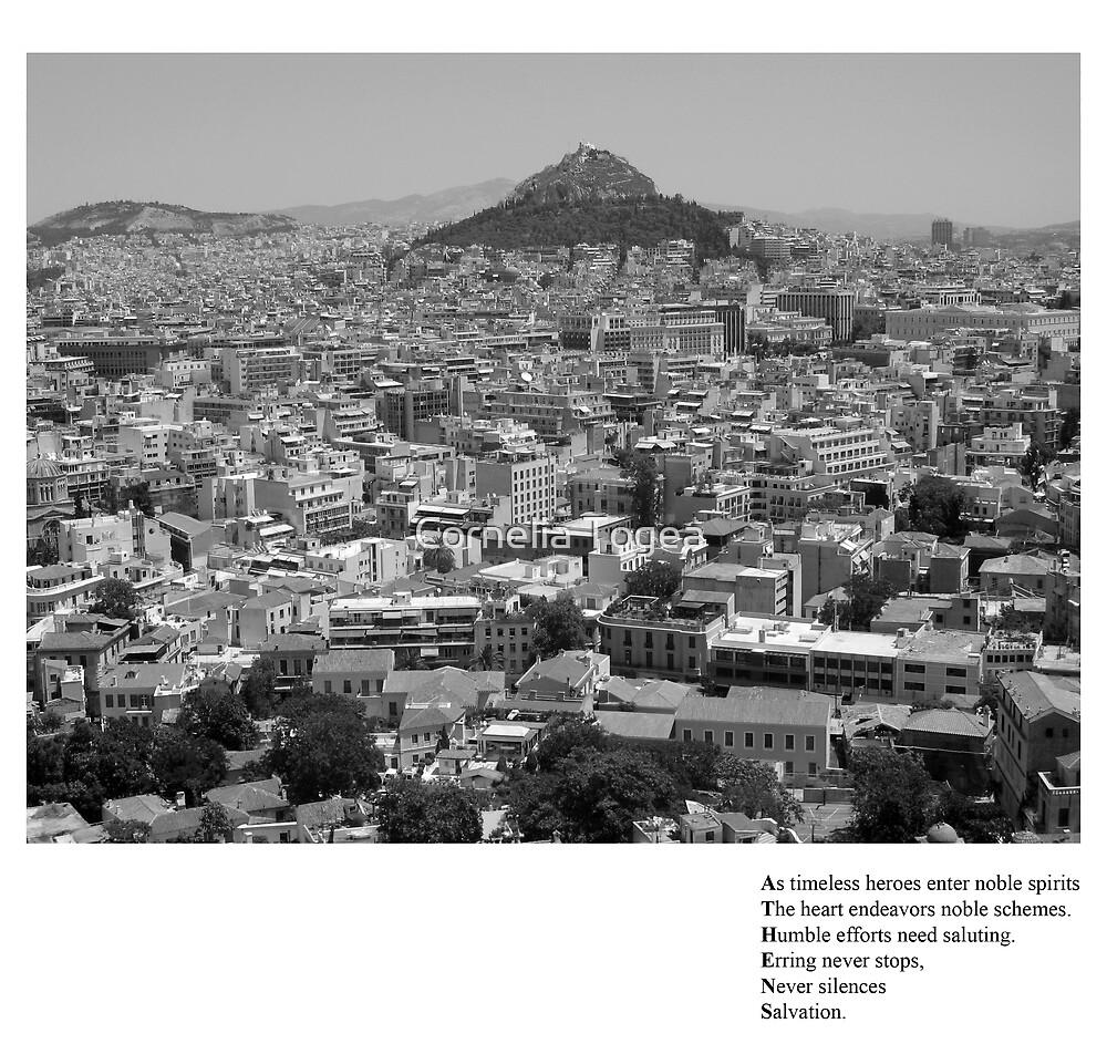 Athens, Greece by Cornelia Togea